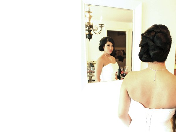photo 5 of a la Mode UpDo's: Vancouver Wedding Hair Stylist