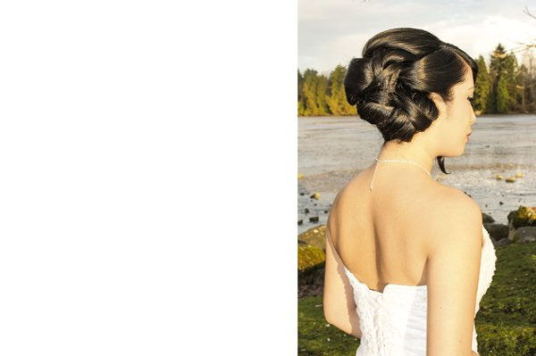 photo 11 of a la Mode UpDo's: Vancouver Wedding Hair Stylist