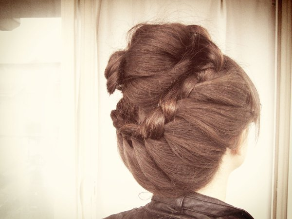 photo 14 of a la Mode UpDo's: Vancouver Wedding Hair Stylist