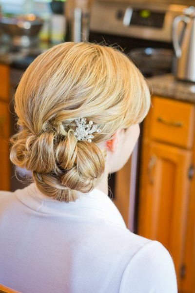 photo 7 of a la Mode UpDo's: Vancouver Wedding Hair Stylist