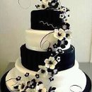 130x130 sq 1339132487250 weddingcakefortamaradiaz
