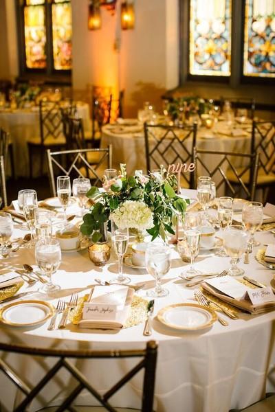 9th Street Abbey St Louis Mo Wedding Venue