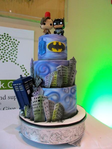 Vegan Wedding Cake Anchorage
