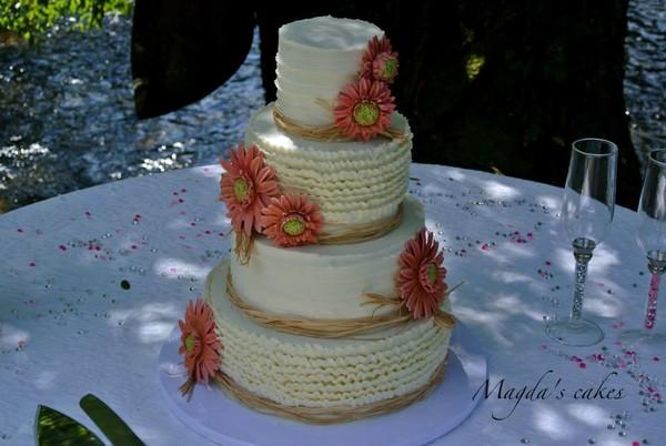 Pin Asheville Wedding Cakes Tiffanys Baking Co Cake On Pinterest