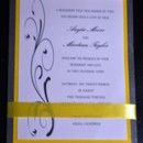 130x130 sq 1367389316291 invitation one pocket front
