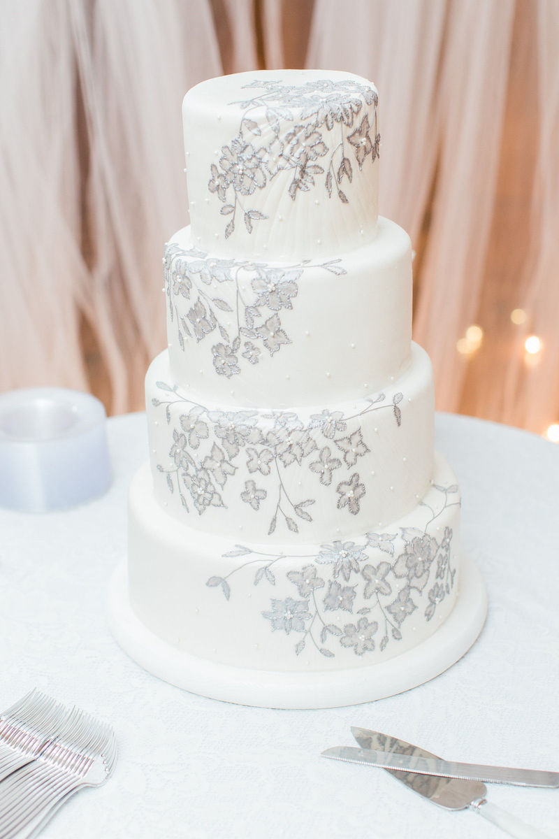 Stick Boy Bread Company - Wedding Cake - Fuquay Varina, NC - WeddingWire