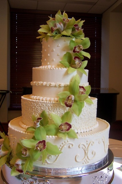 tupelo 39 s bakery cafe wedding cake monticello fl weddingwire. Black Bedroom Furniture Sets. Home Design Ideas