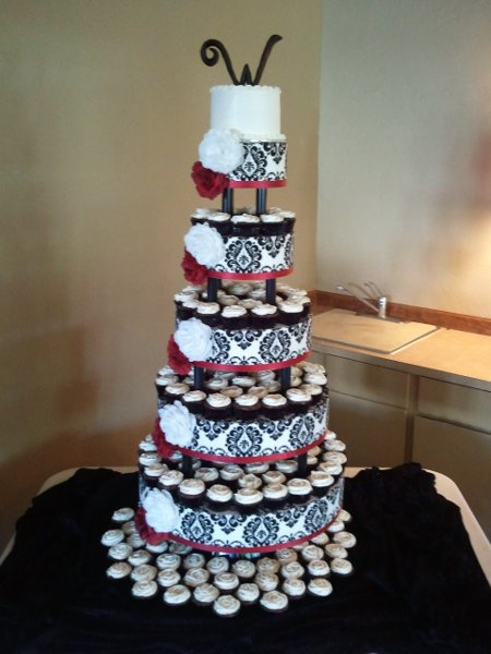 red letter cakes tacoma wa wedding cake. Black Bedroom Furniture Sets. Home Design Ideas