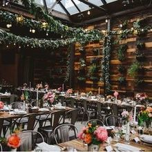City winery venue new york ny weddingwire for 107 terrace place brooklyn