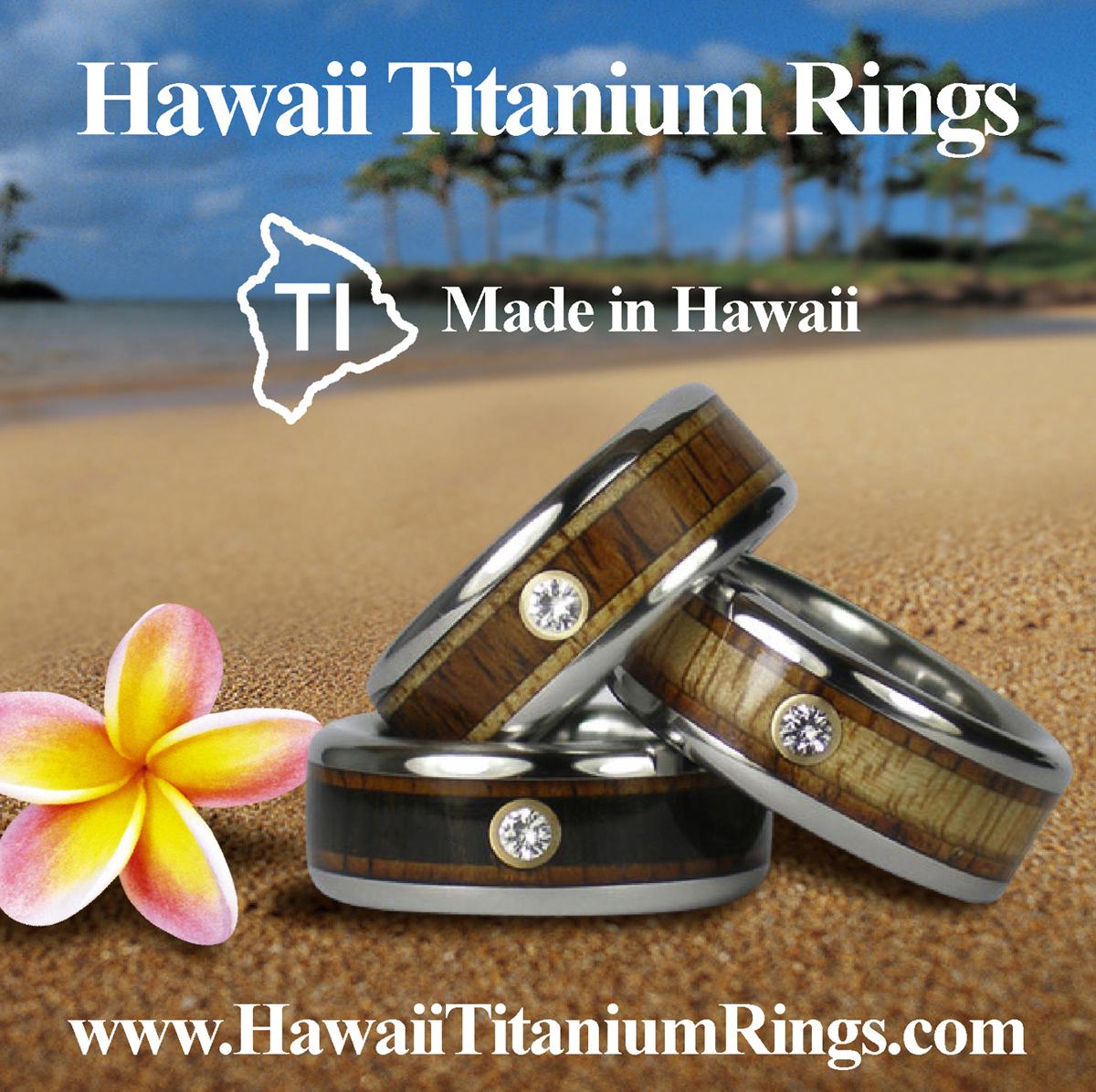 Hawaii Titanium Rings Reviews Kailua Kona HI 62 Reviews