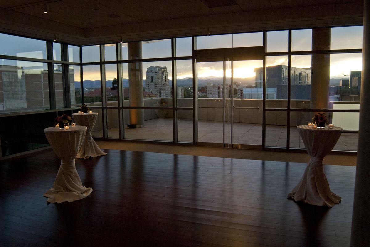 History Colorado Center Venue Denver Co Weddingwire