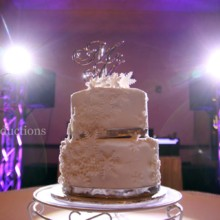 220x220 sq 1480640806070 signature banquets wedding dj cake lighting