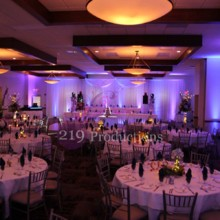 220x220 sq 1480641437702 signature banquets wedding drapery and uplighting