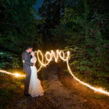 220x220 sq 1430936791437 bride and groom love sparkler writing