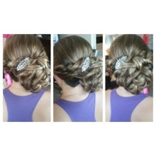 220x220 sq 1475094668016 allison wedding hair