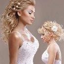 130x130 sq 1351089395217 weddingdaylonghairstylesbridalawesomefashion2