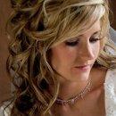 130x130 sq 1351090013921 weddinghairstyleslongcurlyhair2