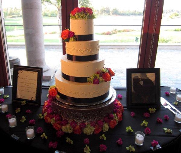 Sweet Pea Cakes El Paso TX Wedding Cake