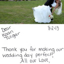 130x130 sq 1375541336733 weddingvideographythankyou