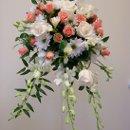130x130 sq 1348860409116 weddingbridalbouquetsdendroandsprayroses