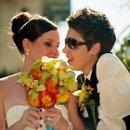 130x130 sq 1342539319749 lesbiancoupleflowers