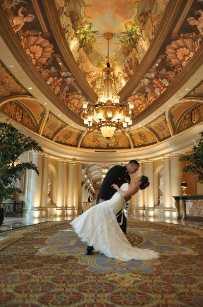 The Venetian  Palazzo Hotel Weddings - Las Vegas, NV Wedding Venue