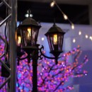 130x130 sq 1471320496136 lamp post with edison bulbs