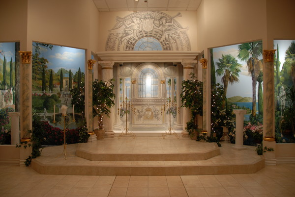 photo 2 of The Princess Wedding Chapel