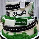 130x130 sq 1384183455117 biker wedding cake