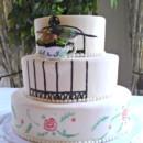 130x130 sq 1391455953408 bird cage wedding cak