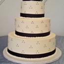 130x130 sq 1391456181969 navy triple dot wedding cak