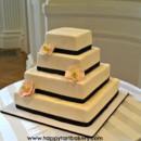 130x130 sq 1391456249720 rectangular magnolia wedding cak