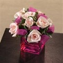 130x130 sq 1343306763786 sheerpinkbouquet