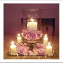 130x130 sq 1343307252266 weddingcenterpiecesdiyweddingcenterpieces1