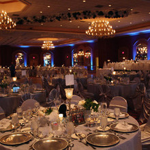 220x220 sq 1451500990 77ca2ec349befccd 1367866521024 grand ballroom wedding and uplighting