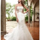 130x130 sq 1427310129766 casablanca bridal 2016 wedding dress 01.642