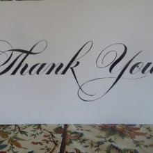 220x220 sq 1421304728788 thank you sign