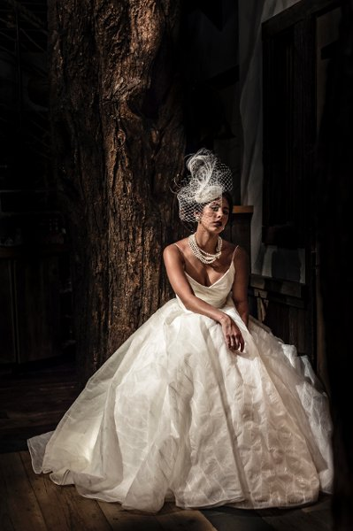 photo 9 of A Little Something White Bridal Couture
