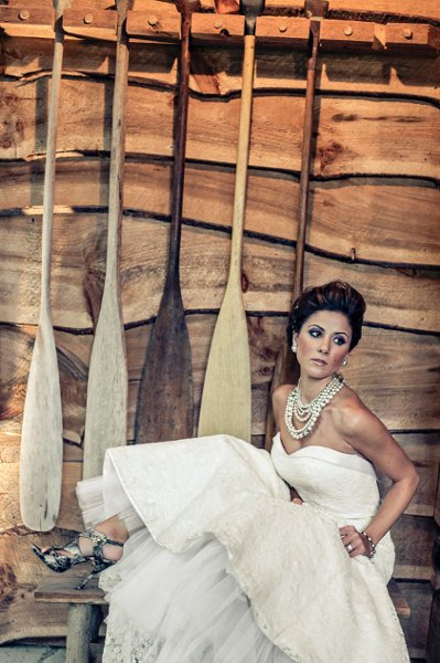 photo 10 of A Little Something White Bridal Couture