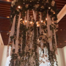 All ballroom's candelabras were covered in a beautiful artistic piece. Prepared by STEM Events, San Juan, Puerto Rico