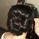 130x130 sq 1421871050212 bridal hairdo