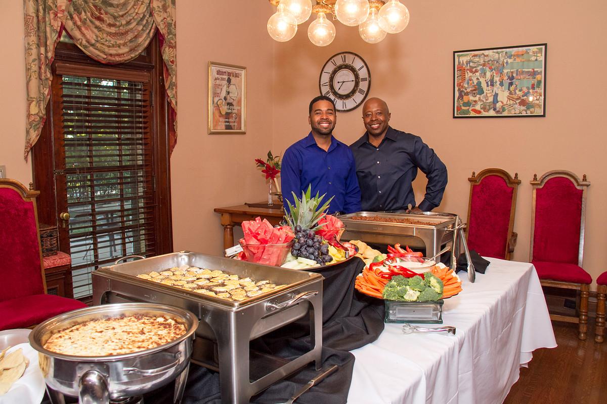 Tulsa Wedding Caterers