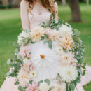 130x130 sq 1427067317599 romantic texas wedding with a pink wedding dress 6