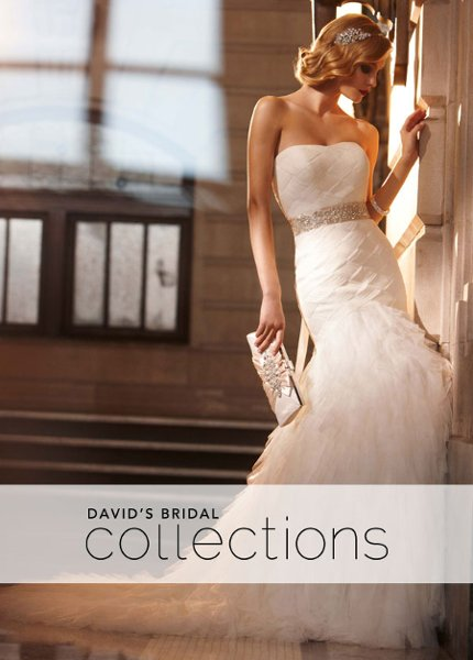 photo 1 of David's Bridal Collections