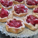 130x130 sq 1371953508061 mini rhubarb tarts