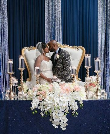 Spotlight Wedding Planners Near Greenville Anointed Planning And Designs LLC
