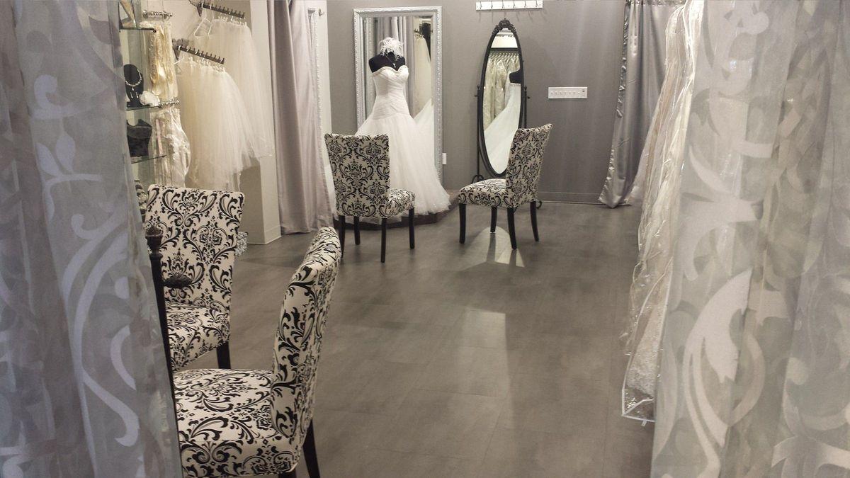 Occasions bridal formal tuxedo dress attire durango for Wedding dresses eau claire wi
