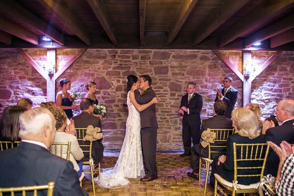 The Barn on Bridge - Collegeville, PA Wedding Venue
