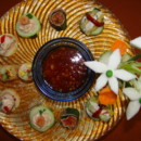 130x130 sq 1366738606310 assorted hors d oeuvres