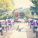 130x130 sq 1426370892194 hilton zen garden ceremony outdoorpurplesilkflower